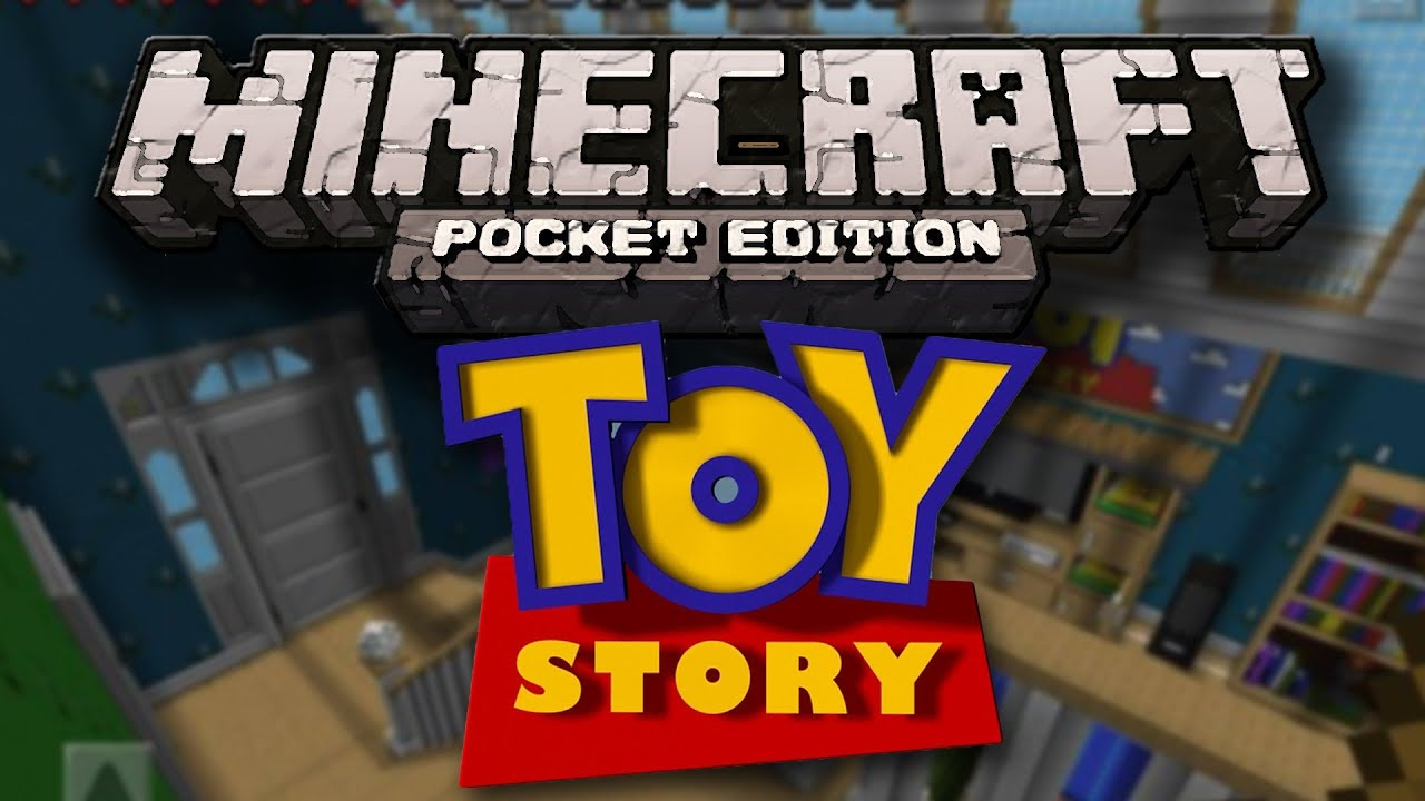 Toy Story 2 Map Minecraft Pocket Edition Youtube