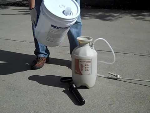 A Tech Concrete Sealer Water Based Silanesiloxane Water Repellent