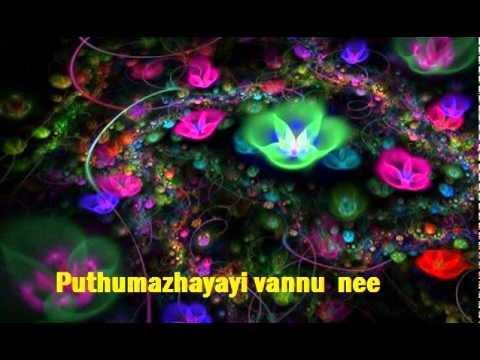 Puthumazhayayi vannu nee