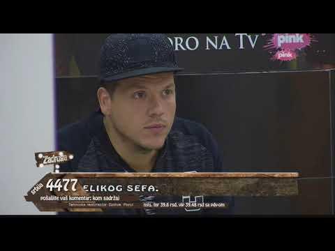 Zadruga - Luna uverena da je Sloba zavarava - 18.05.2018.
