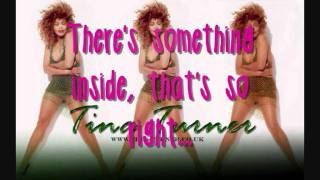 Tina Turner ~ I Don