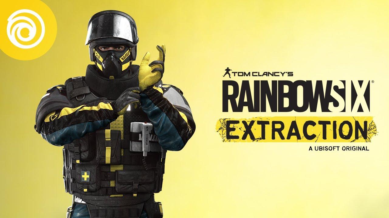 Rainbow Six Extraction – Operator-Vorstellung: Doc | Ubisoft