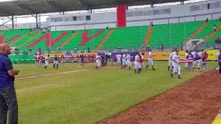 MONDIALE UNDER 15 PANAMA  PRE GAME USA vs REPUBBLICA DOMENICANA
