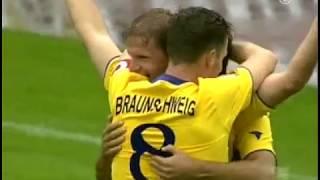 DFB Pokal 22.08.2005 Eintracht Braunschweig gegen Borussia Dortmund