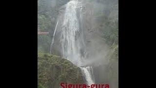 Legenda Misteri Asal-Usul Air Terjun Ponot Sigura-gura, Sumatera Utara