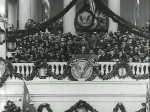 FDR Inaugural, 1933 -1