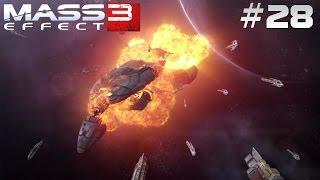 MASS EFFECT 3 | WAS SOLL DAS! ADMIRAL! #28 [Deutsch/HD]