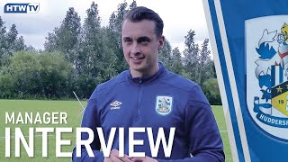 🗣 MANAGER INTERVIEW   Jordan Wimpenny on pre-season! ⚽