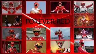 Forever Red - Red Power Rangers History 1993 - 2014