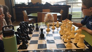 Chess At The Richland Public Library
