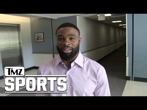 Tyron Woodley Says 'Rumble' Johnson Is 100% Done With UFC | TMZ Sports