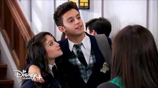 Soy Luna 2 - capitulo 54 Luna y Matteo muy romanticos en la escuela