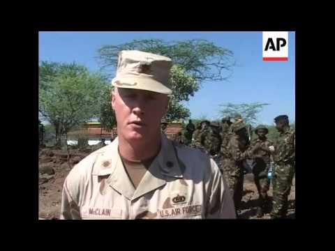 Kenya, Tanzania, Uganda and US conduct multilateral exercise