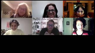 Serie-Debate Dietland- Capítulo 6 - Invitada Lala Pasquinelli - Parte 1