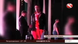 Российский актер Алексей Панин учинил пьяный дебош в Кокшетау