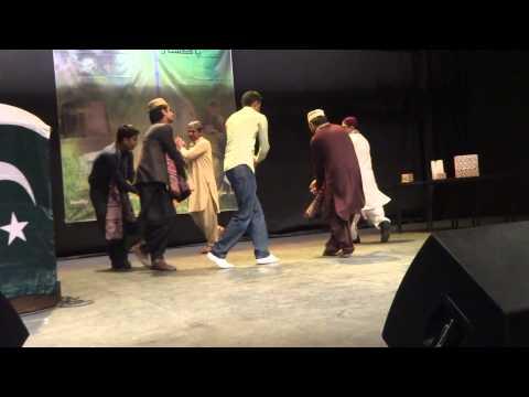 PSAK Event Sindh & Punjab Culture dance