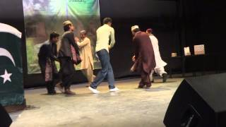 PSAK Event Sindh & Punjab Culture dance