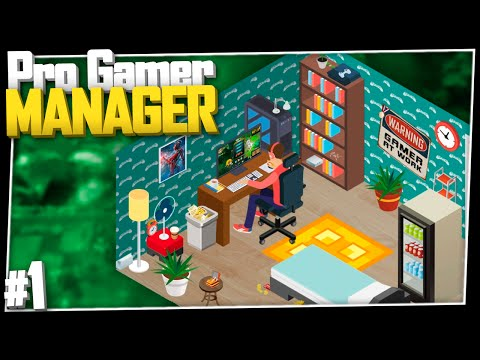 Pro Gamer Manager/как вам игра ?