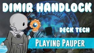 Playing Pauper: Dimir Handlock Intro