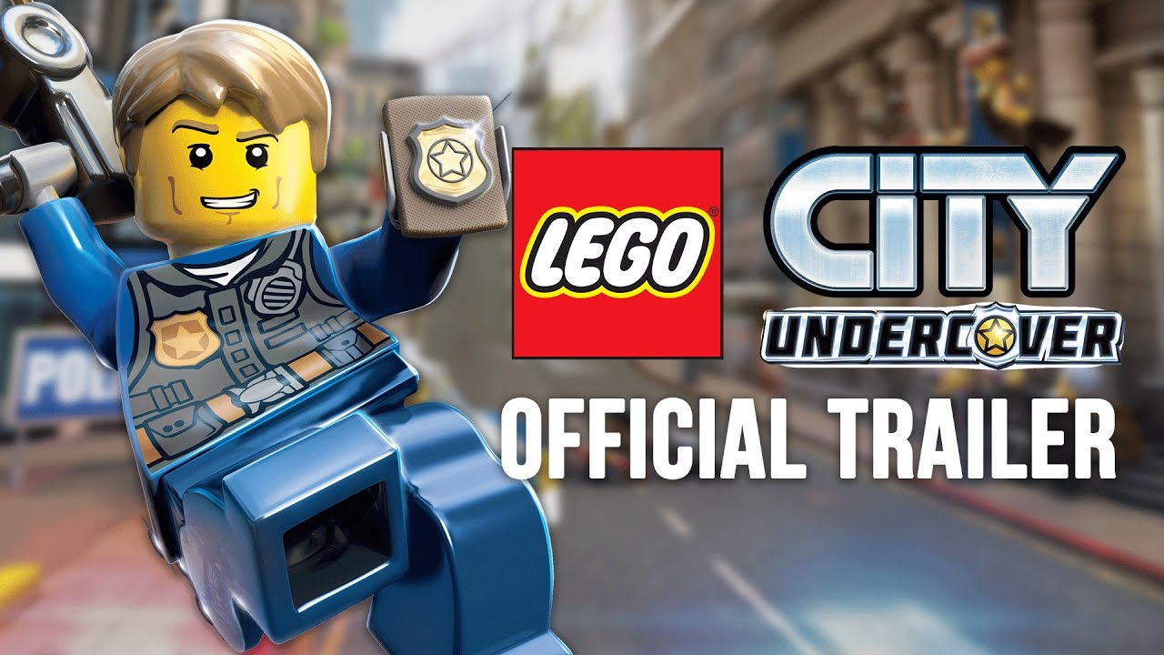 Lego City Undercover 2017 Official Trailer Youtube