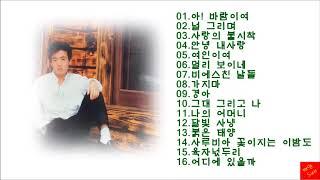 박남정 베스트 모음 16곡 (K-pop)   Park Nam-jung best songs