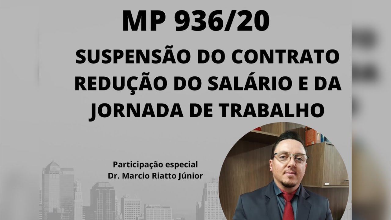 MP DO EMPREGO 936/20
