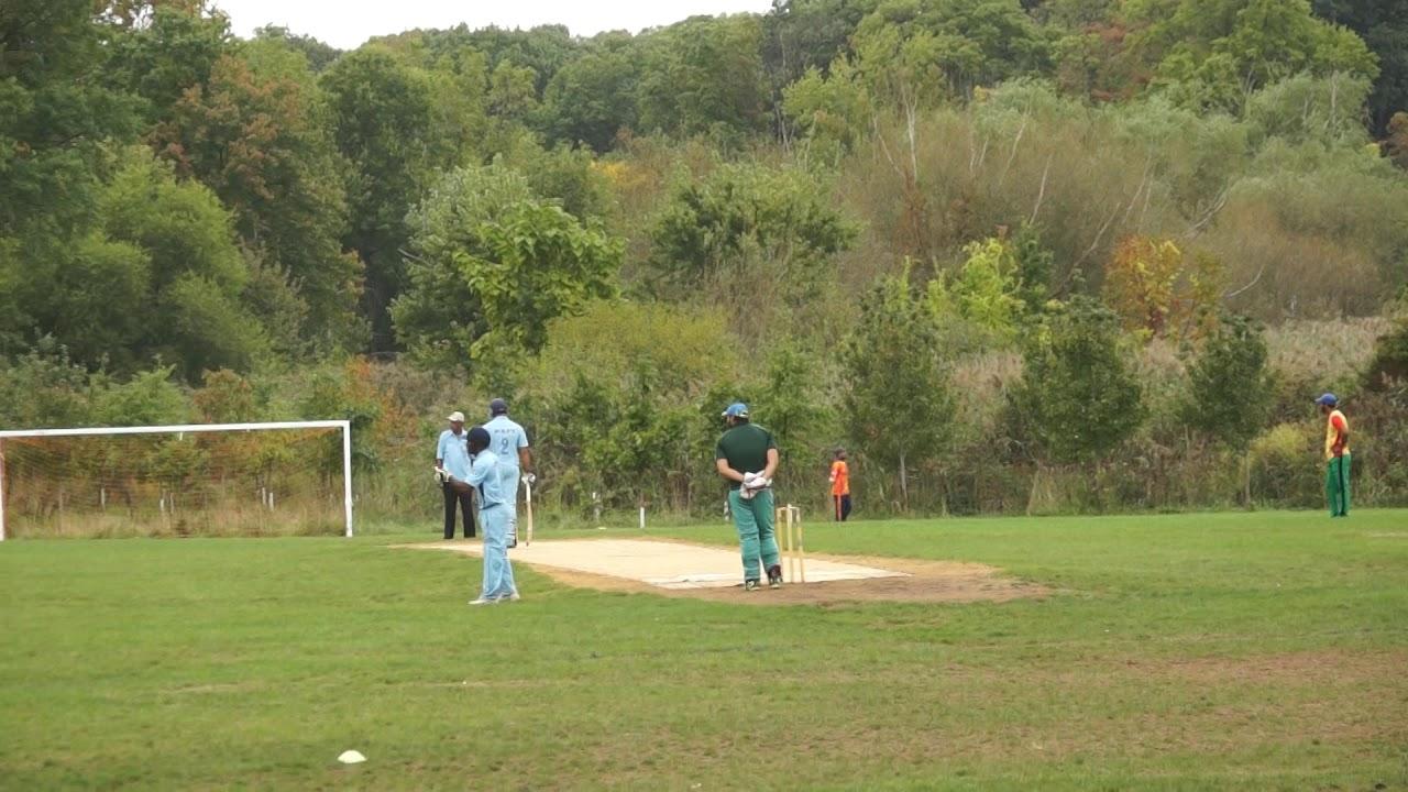 westfield batting vs berbice garden state cricket league semi final 2017 youtube