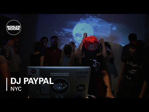 DJ PayPal Boiler Room NY DJ Set