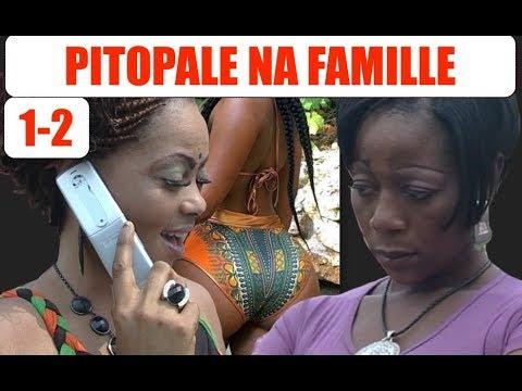 NOUVEAU THEATRE CONGOLAIS PITOPALE NA FAMILLE GROUPE LES AMIS DU THEATRE