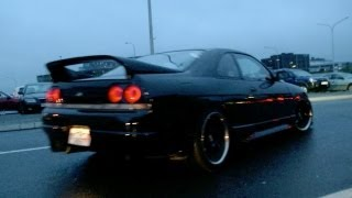 Street Racing in Reykjavik: Iceland Part 1 of 3 - /LIVE AND LET DRIVE
