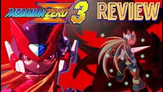 Mega Man Zero 3 Review - Perfection in Handheld Form!