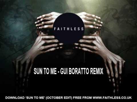 Sun To Me - Gui Boratto Remix