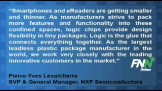 NXP Semiconductor Announces the World