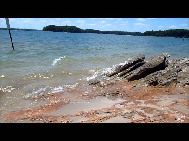 Cocktail Cove At Lake Lanier In Hall Co  Georgia July 4th, 2014