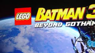 First time on you YouTube playing Lego Batman on my Xbox 360