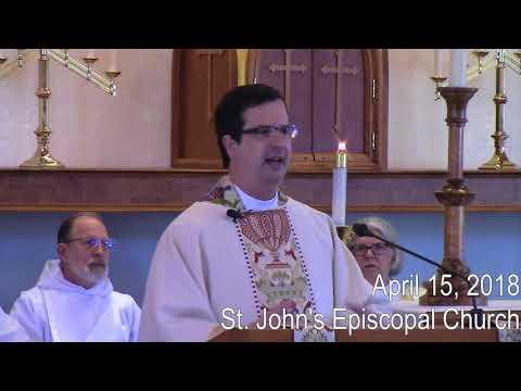 St. John's Episcopal Church, Austin, TX - April 15, 2018