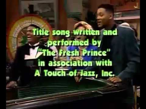 The Fresh Prince of Bel Air bloopers Part 1