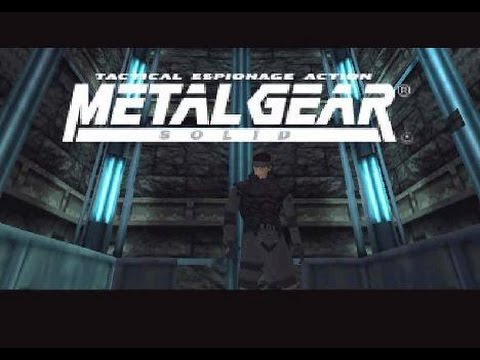 PSX Longplay [001] Metal Gear Solid (part 1 of 2)
