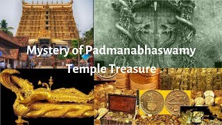 Mysterious Sealed Temple Door No One Can Open | World's Richest Mystery | Padmanabhaswamy Temple