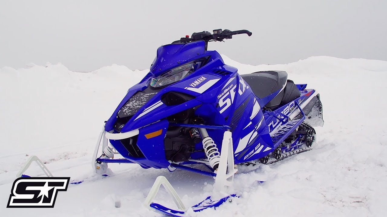 Full Review of the 2019 Yamaha Sidewinder SRX