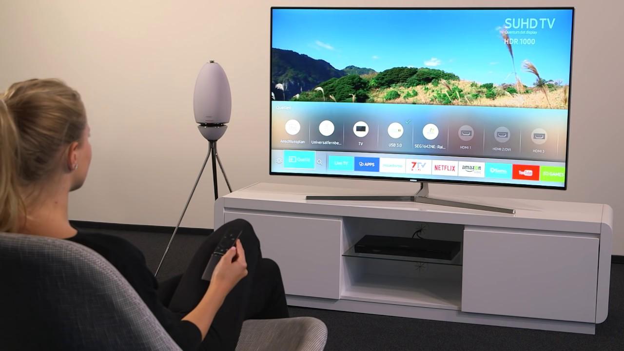 übersicht samsung fernseher