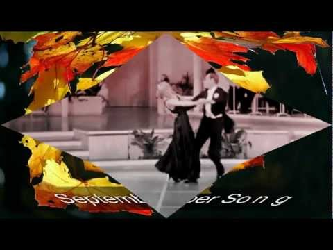 """(HD 720p) """"September Song"""", 101 Strings Orchestra"""