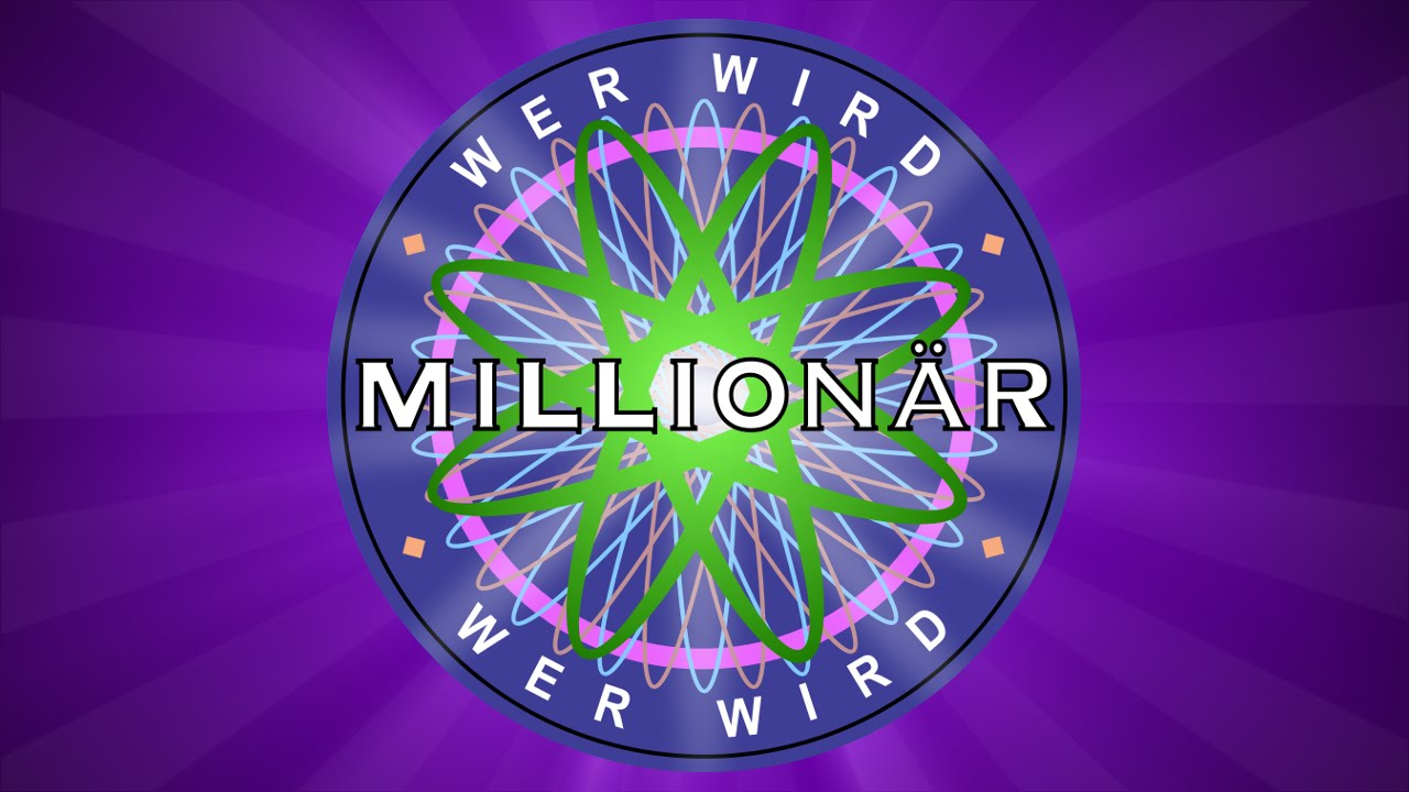 Wer Wird Millionär Party Edition 001 Willkommen Bei