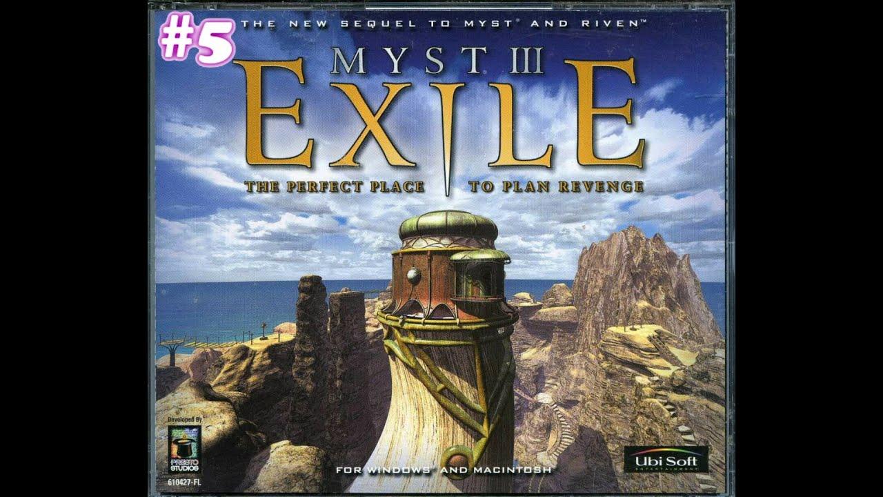 Myst Iii Exile Walkthrough Part 5 Amateria Part 1 2 Youtube