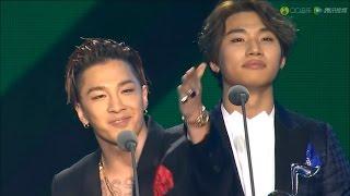 espaol eng discurso de bigbang mejor video musical y lbum ms vendido qq music awards 2016