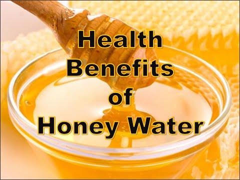 Health Benefits of Honey Water