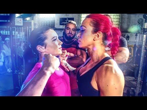 Cornelia Ritzke VS Tara Mooney - FEMALE Strength Wars 2k18