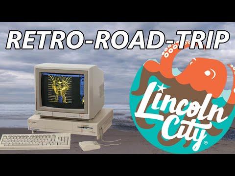 Retro-Road-Trip To Lincoln City, Oregon!