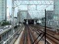 東急田園都市線二子新地駅から二子玉川駅まで の動画、YouTube動画。