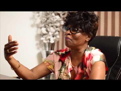 Apóstola Tina - Mensagem de Fé-Radio Gospel Angola